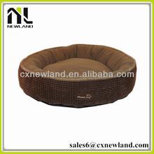 hot royal pet product round large elegant wholesale dog bed