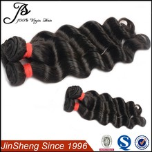 6A Quality Natural Color Brazilian Loose Deep Wave Virgin Hair Hairstyles for Black Women