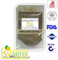 Nirgundi Extract Vitex negundo from India