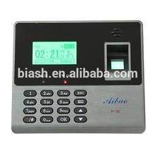 2015 New Design Biometric Time Attendance System Fingerprint +Password