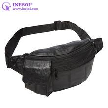 2015 Hot Sale Cell Phone Belt Bag Small Belt Bag Leather Cell Phone Belt Bag