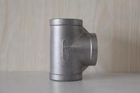 DN32 Nipple,Stainless Steel Tee welding nipple,,Female Thread nipple