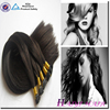 23 Years Hair Factory Hot Selling Last 12 Months Double Drawn Prebonded Hair Extension alibaba china