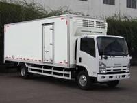 Sale Refrigerated Vehicle Car Refrigerator Freezer Refrigeration Truck
