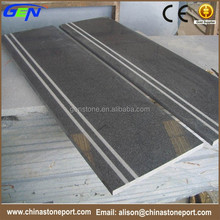 China Polished G654 dark grey colors wholesale chinese granite