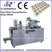 DPB-80 Small Blister Packing Machine for Alu PVC Packing
