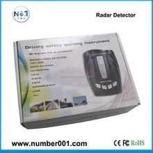 factory price radar detector anti speed gun radar for car