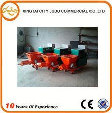 High speed mortar spraying equipment,Cement mortar spraying machine,Mortar plastering machine