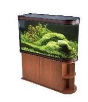 Modern degigned BOYU bullet shape fish aquarium fish tank ZDT1515