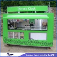 Fashionable shanghai JX-FS280E.Excellent mobile kebab food van for sale