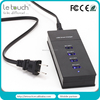 Made in China Travel Charger 4 port usb wall charger au