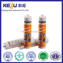 Excellent adhesion for aquarium structural silicone sealant