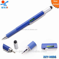 New arrival with a top and scale multifunction metal pen