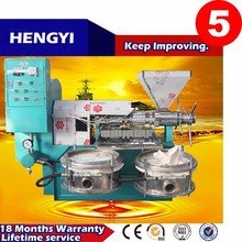 2015 Best selling Big capacity coconut, sunflower,home use oil expeller for sale