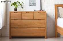 Latest hot selling mdf drawer bedside chest 18mm