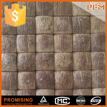 modern style and hot sale irregular coconut shell mosaic tiles