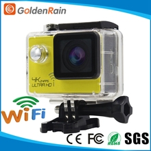 Full HD 4K Waterproof Action Helmet SJ8000 sport camera