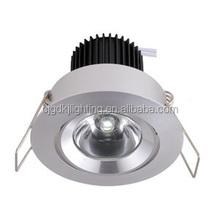 Nuovi prodotti sul mercato cinese 9w ha condotto la luce del soffitto, ac85-256v led soffitto la luce verso il basso, soffitto ha condotto la luce merci di importazione cina