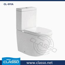 New design sanitary ware washdown one piece toilet CL-011 toilet flush parts