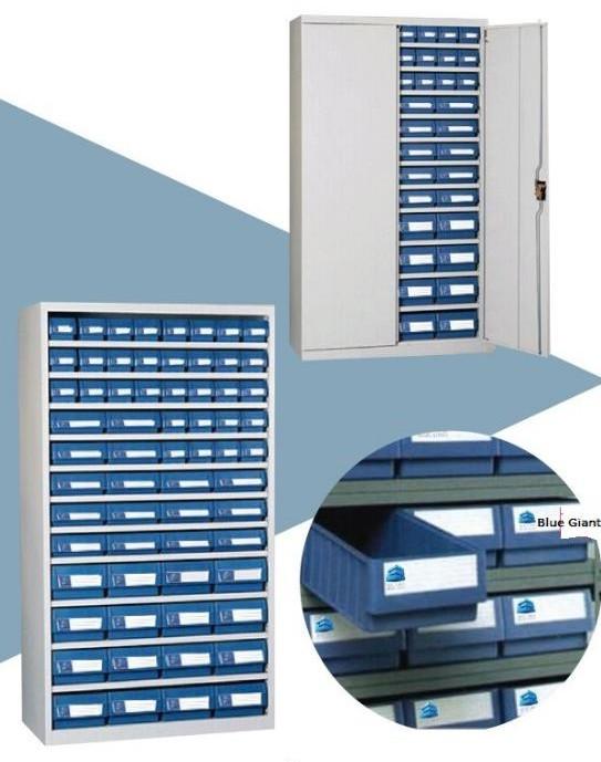 Populaire pp de rangement en plastique bacs avec diviseur - Ikea bac rangement plastique ...