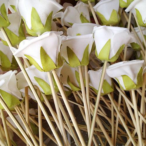 Высокое качество натурального бамбука палочки китай