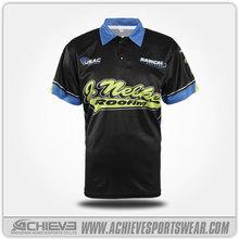 2015 custom men's polo shirt, 100% cotton, sublimation cheap men's polo T-shirt printing