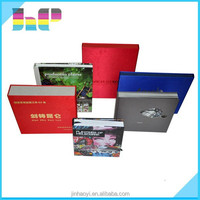 customized wholesale hardcover cook/photo image /coffee book printing