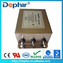 380V Three Phase EMI Power Line Filter, Harmonic Filter