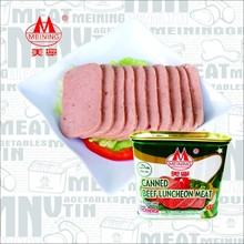 hot selling beef luncheon meat