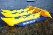 inflatable flying water raft / inflatable flying water tube / water flyfish