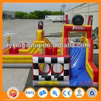 Best Price Inflatable Fun City For Kids for Sale With CE