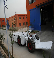 WC25E Mine underground material handling equipment