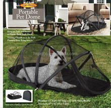 luxury cheap price portable pet dog dome tent house bed