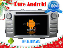 FOR Toyota HILUX 2012 Android 4.2 car gps dvd RDS,Telephone book,AUX IN,GPS,WIFI,3G,Built-in wifi dongle