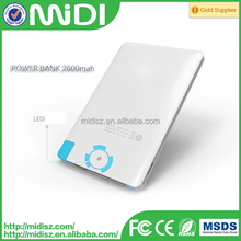 new products 2015 innovation product,credit card power bank slim portable power bank for mobile phones
