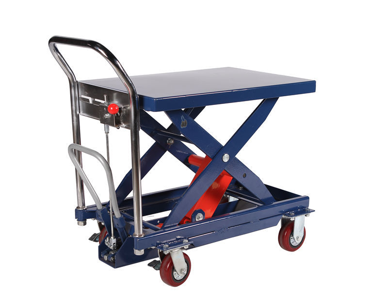 Trolley Jack Pallet Hydrulic Lift Scissor Dolly Lift