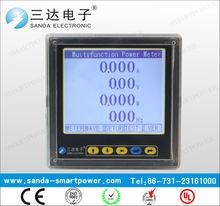 SCADA del sistema Medida y de control del medidor medidor de potencia multifunción