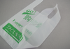 high quality supermarket vest handle plastic carry bag