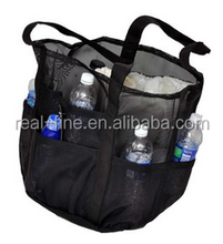 Deluxe Oversized Mesh Family Beach Tote / Bag handbags