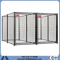 Used Dog Kennels or galvanized comfortable vallas para perreras