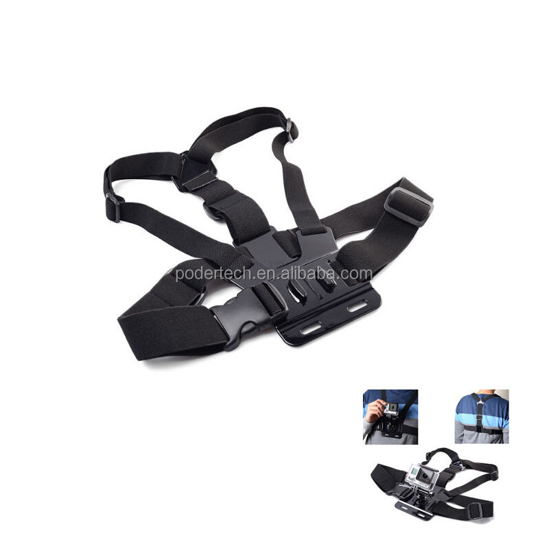 Chest harness mount