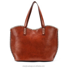 fashion korean leather lady handbag made in india clutch bag