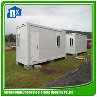 Office container prefabricated house