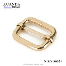 Low price metal buckle for handbag belt buckle hardware