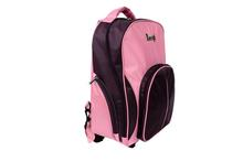 2014 promotional new style school bag with wheels
