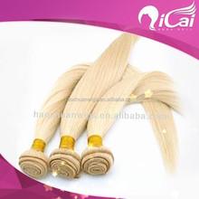 Blonde Raw Unprocessed European Virgin Natural Hair