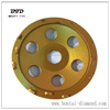 PCD grinding tool cup wheels remove epoxy tool