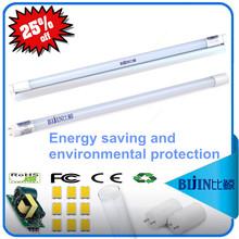 Good Performance Energy Saving G13 t8 single pin led tube