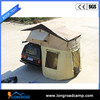 Auto camping family tent roof top tent with annex