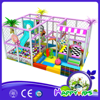 China used soft plastic toys for playground indoor equipment